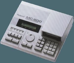 Roland-MC-500