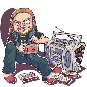 Andy's Nod to the Old School Podcast